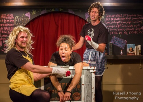 "Q & A with Post5 on their New, Improved ""Complete Works of William Shakespeare (Abridged) - Revised"""