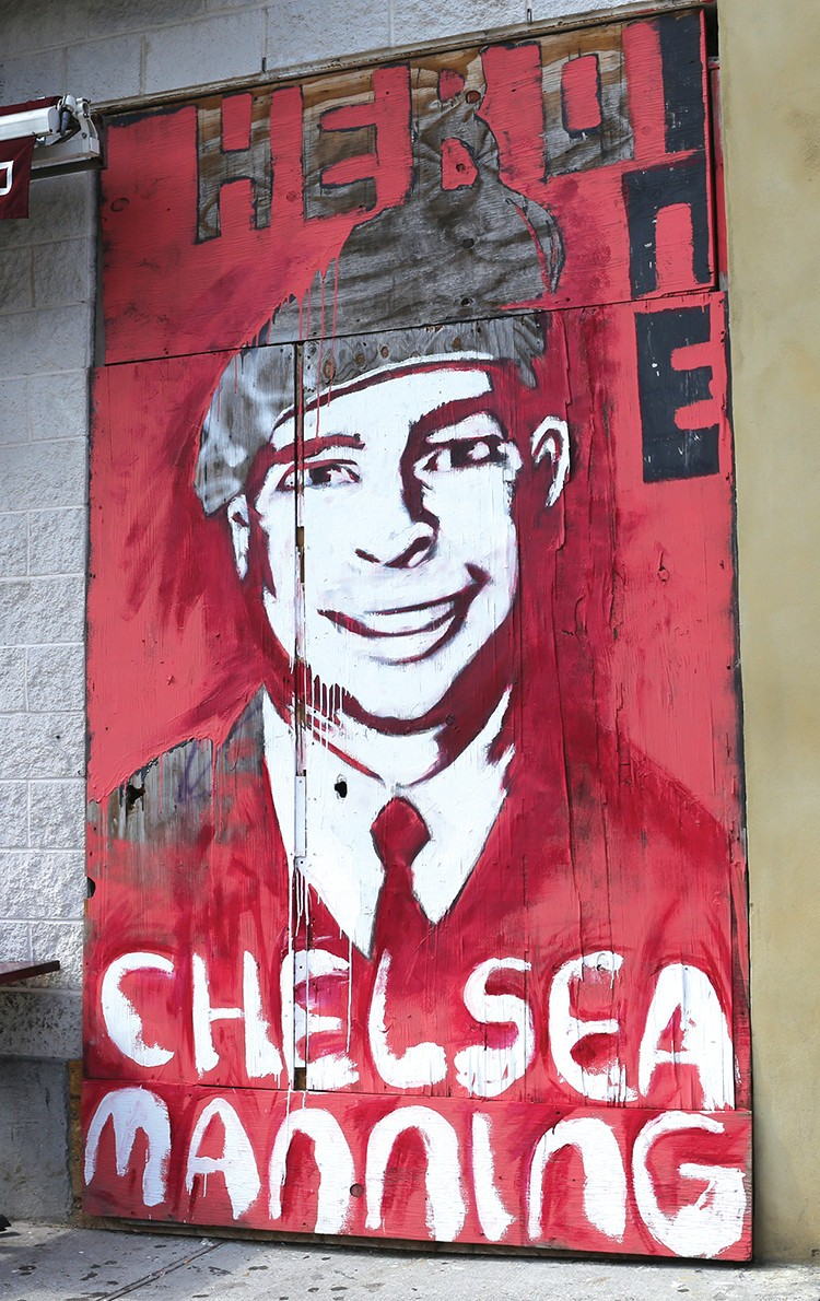 Why Have We Abandoned Chelsea Manning?