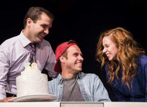 "Few Sparks Ignite in  Triangle's ""Tick, Tick... BOOM!"""