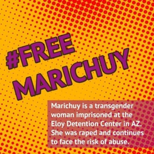 #FreeMarichuy: Marichuy Lael Gamino and the Plight of Trans Women in Prisons