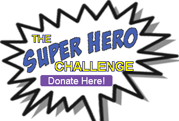 TransActive Gender Center Invites You to Take  The Super Hero Challenge
