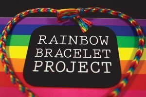 An Interview with Andrea Free of the Rainbow Bracelet Project