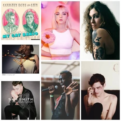 Seven Songs for 2014