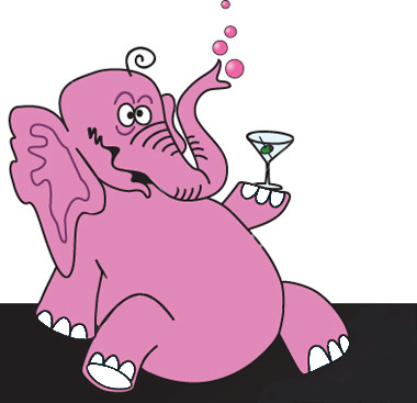 Let's talk about the Pink Elephant in the Room
