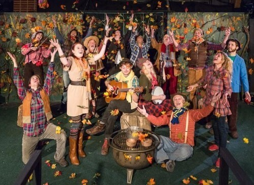 "Into the Woods:  Post5's ""As You Like It"""