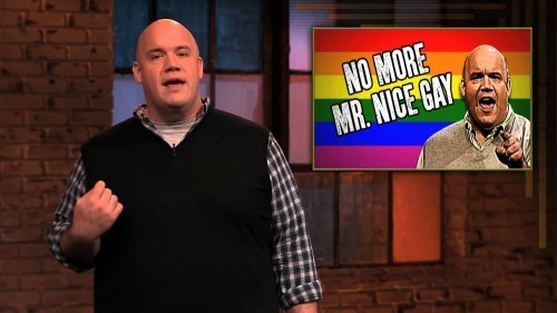 Guy Branum on Bridgetown Comedy Fest, The Nightly Show, Gay Stand-Up