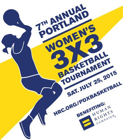 Portland Women's 3x3 Basketball Tournament is Back!
