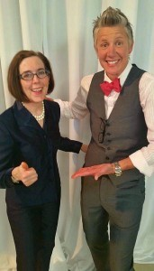 """""""You Can't Be What You Can't See"""": Oregon Governor Kate Brown"""