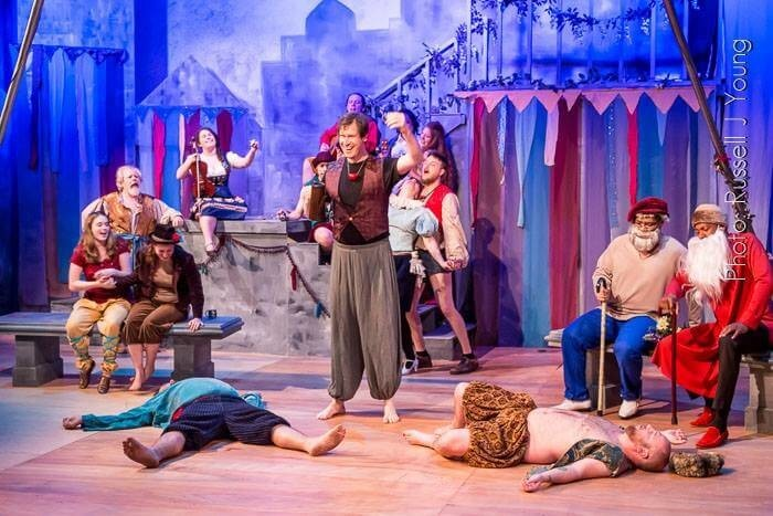 """Theater Review: Anon It Moves' """"The Winter's Tale"""""""