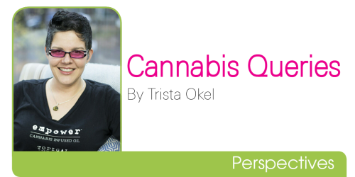 Cannabis Queries: Out of the Closet...Again.