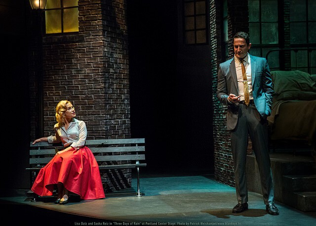 "Theater Review: ""Three Days of Rain"" at PCS"