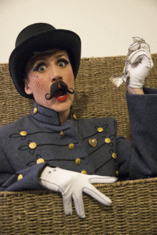 """Q & A with Jack Stocklynn on """"Sir Cupcake's Queer Circus"""""""