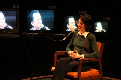 """She is King"" docuplay about Billie Jean King triumphs at CoHo Theatre"