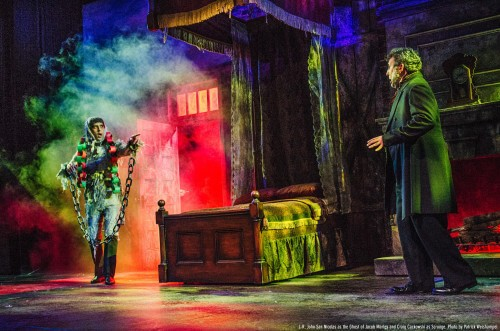 Theatre Review: Twist Your Dickens