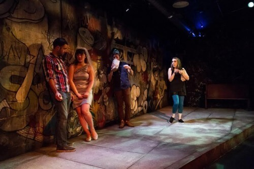 Theatre Review: The Drunken City