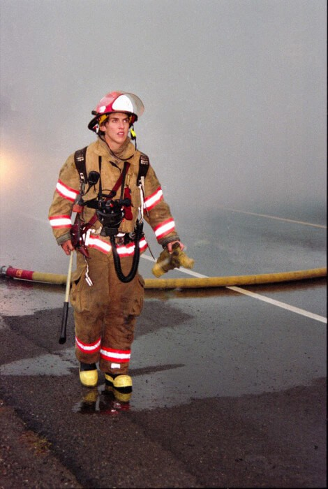 PORTLAND'S FIRST FEMALE FIRE CHIEF ERIN JANSSENS RETIRING