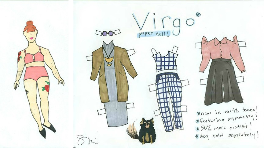 Turn a Look: Virgo