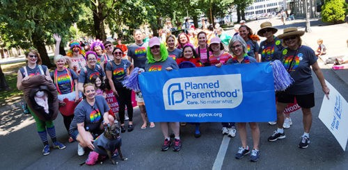 Planned Parenthood Stands with LGBTQ People