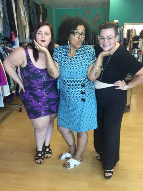Fat Fancy: fashion that's fat as f*ck!