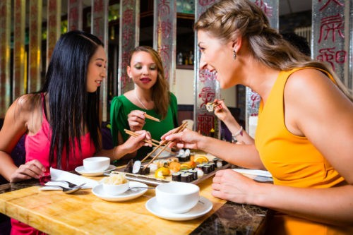 Asian Food with Asian Friends: How to Avoid Microaggressions and General Awkwardness