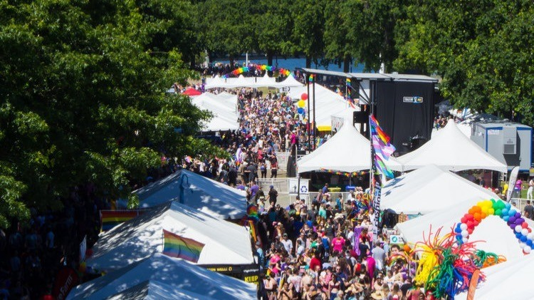 OFFICIAL 2019 PORTLAND PRIDE EVENTS*